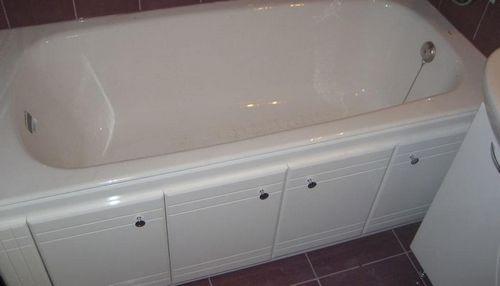 Как сделать ванну из гипсокартона своими руками 297