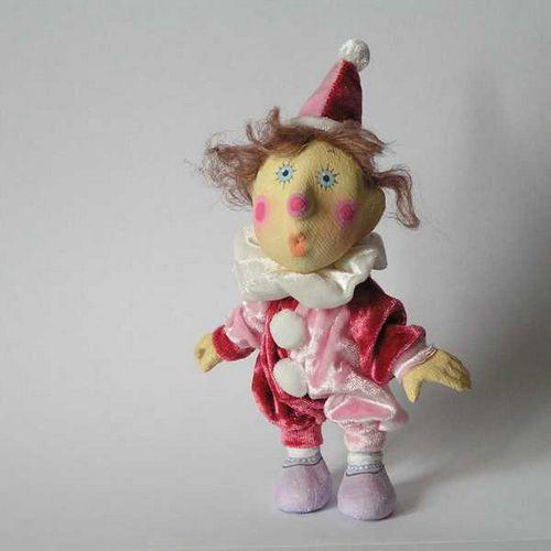 Сделать своими руками лицо куклы 37