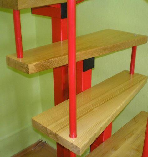Лестница утиный шаг своими руками фото 725