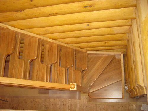 Лестница утиный шаг своими руками фото 708