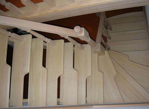 Лестница утиный шаг своими руками фото 377