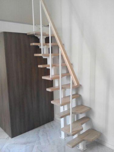 Лестница утиный шаг своими руками фото 966