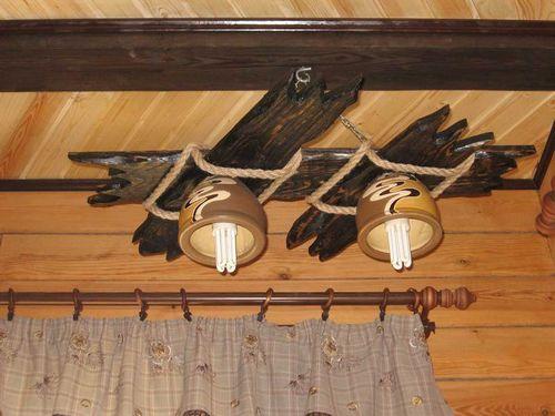 Светильники бра из дерева своими руками фото фото 967