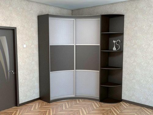 малогабаритные угловые прихожие в коридор маленьких фото дизайн